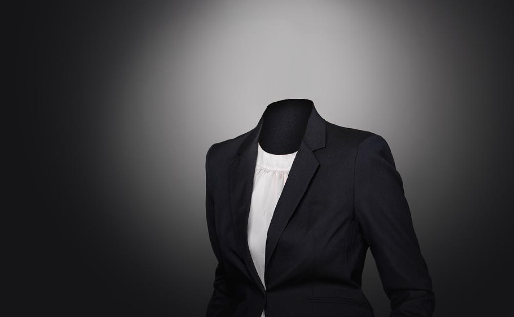 ženský oblek