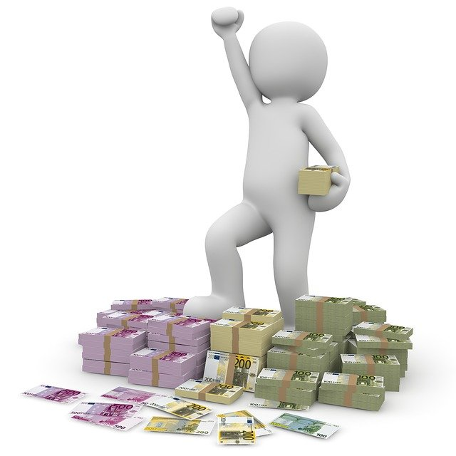 radost z bohatství